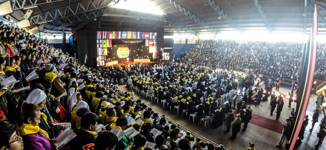 Bispos destacam missão da Igreja na abertura dos trabalhos do CAM 5
