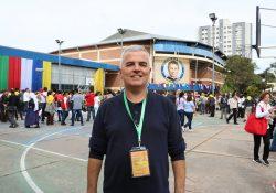 Brasil marca presença no CAM 5