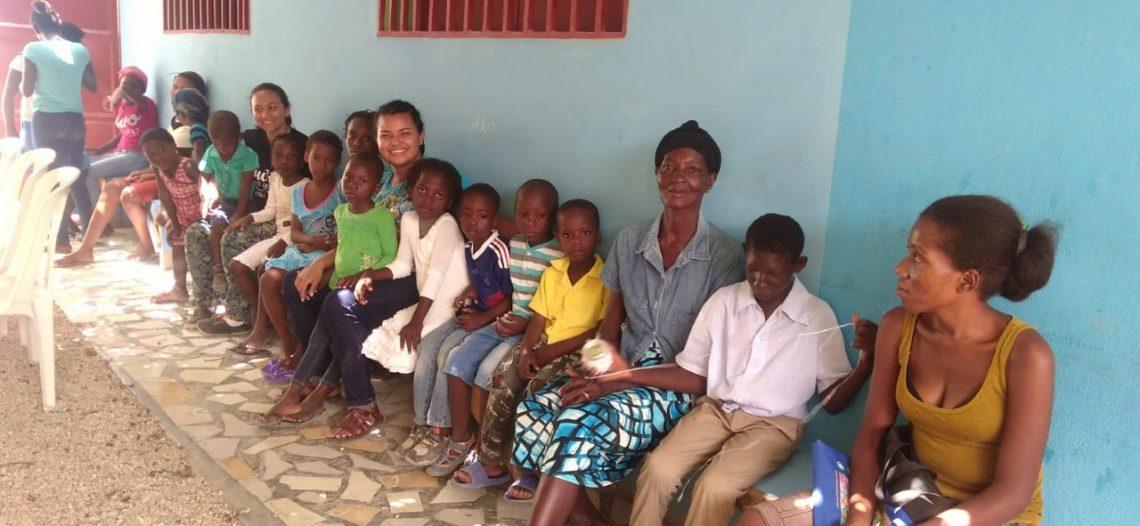Primeiras impressões da missão no Haiti
