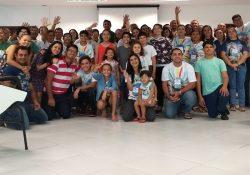Formação das Famílias Missionárias em Natal (RN)