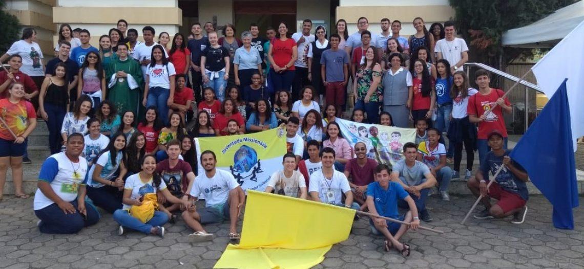 Juventude Missionária realiza sua III Jornada Diocesana de São Mateus (ES)