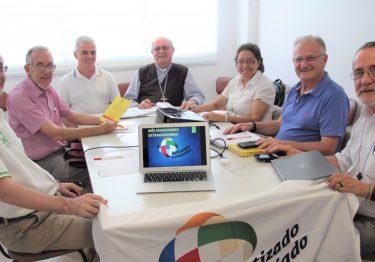Grupo de trabalho planeja Mês Missionário Extraordinário