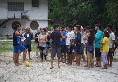 JM de Manaus realiza acampamento