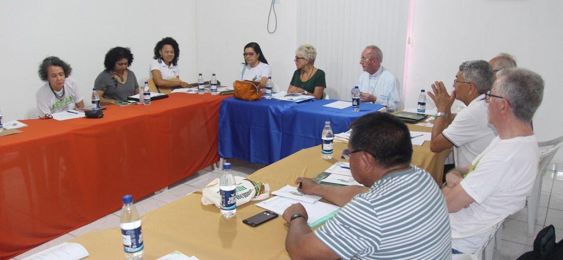 Grupo de Reflexão do Sínodo para a Amazônia realiza encontro em Manaus