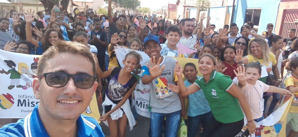 Encontro Regional da IAM na Diocese de Tocantinópolis (TO)