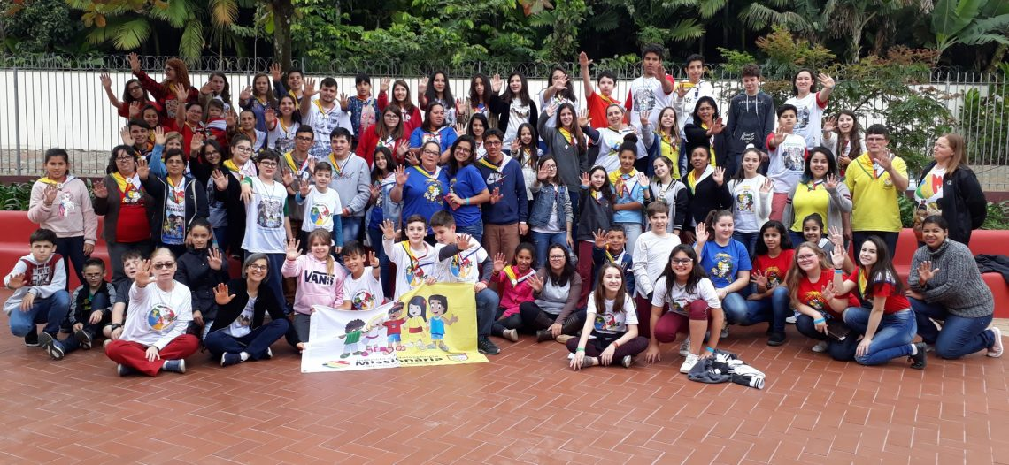 Formação para adolescentes em Santa Catarina