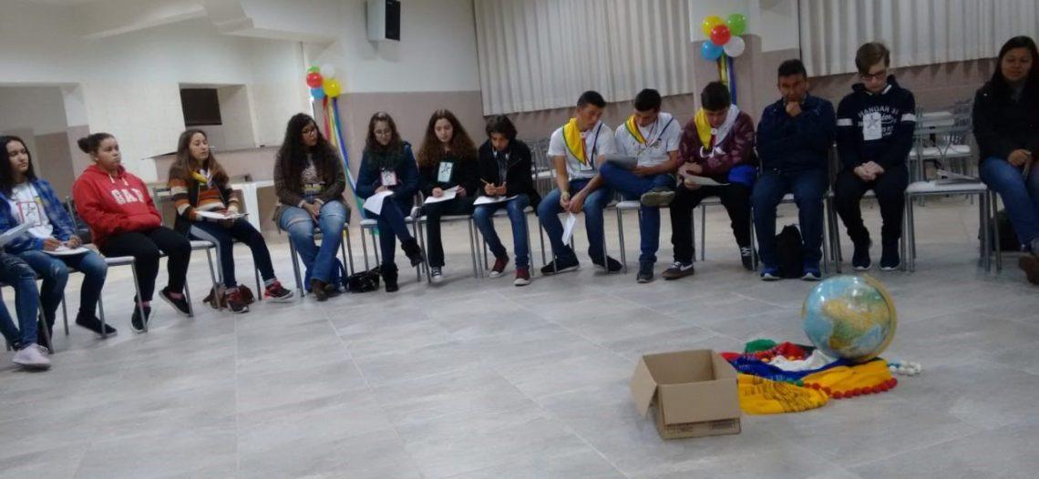 Encontro de Lideranças da Juventude Missionária no Paraná