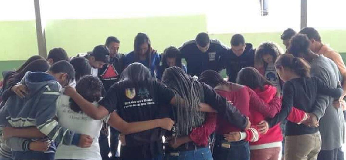 Juventude Missionária realiza formação em Minas Gerais