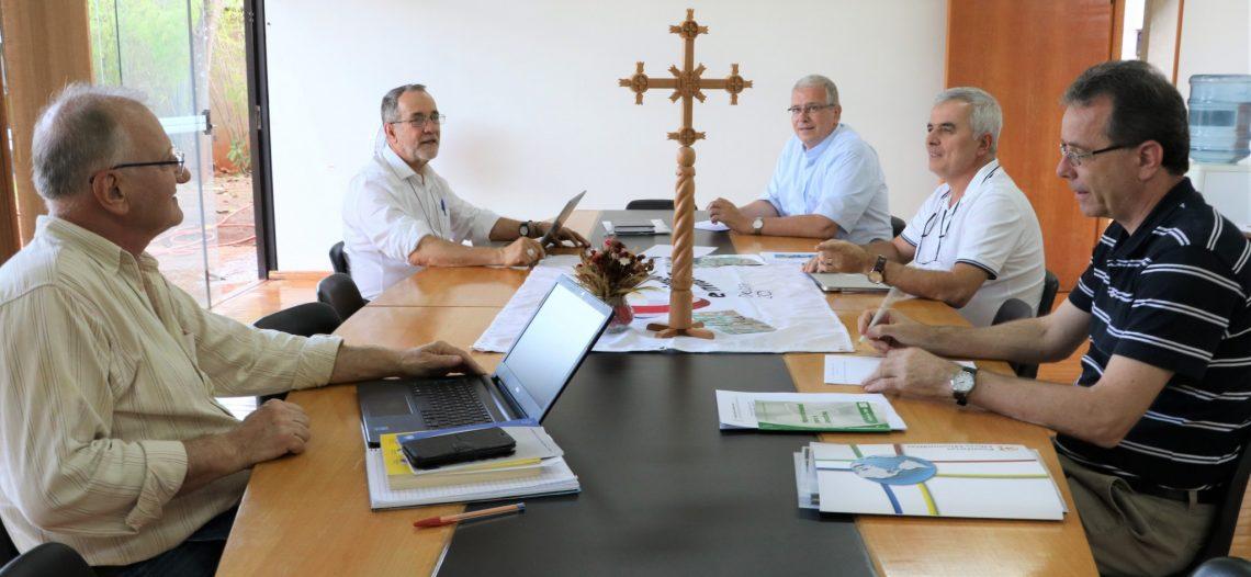 Comissão discute atualização das diretrizes da Igreja no Brasil