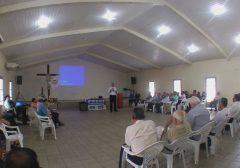Clero da Diocese de Nazaré (PE) participa de atualização teológica com diretor das POM