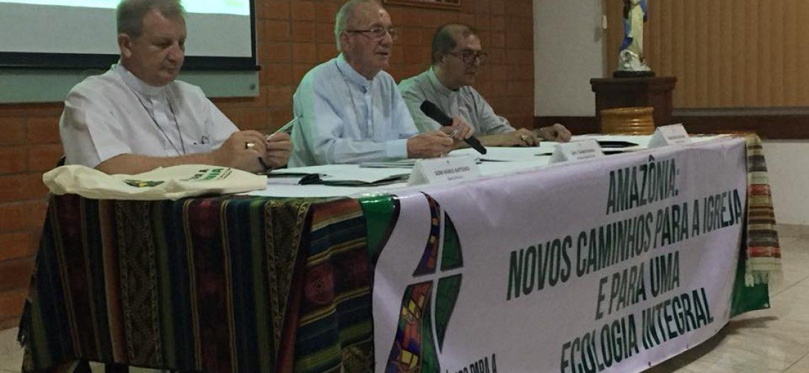 """""""Sínodo da Amazônia foi convocado para avançar"""""""