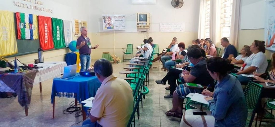 Regional Centro-Oeste discute Programa Missionário Nacional