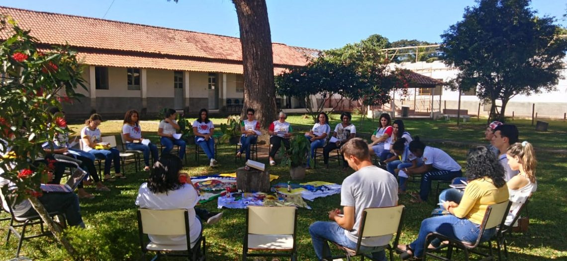 Assessores da IAM da Diocese de São Mateus (ES) participam de formação