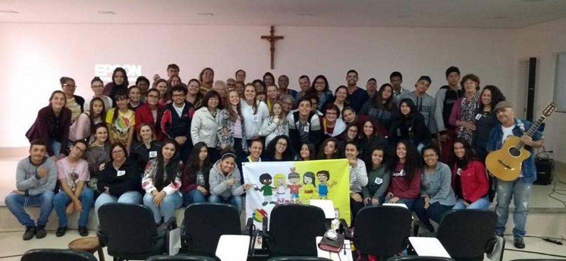 COMIDI da Diocese de Umuarama (PR) realiza retiro