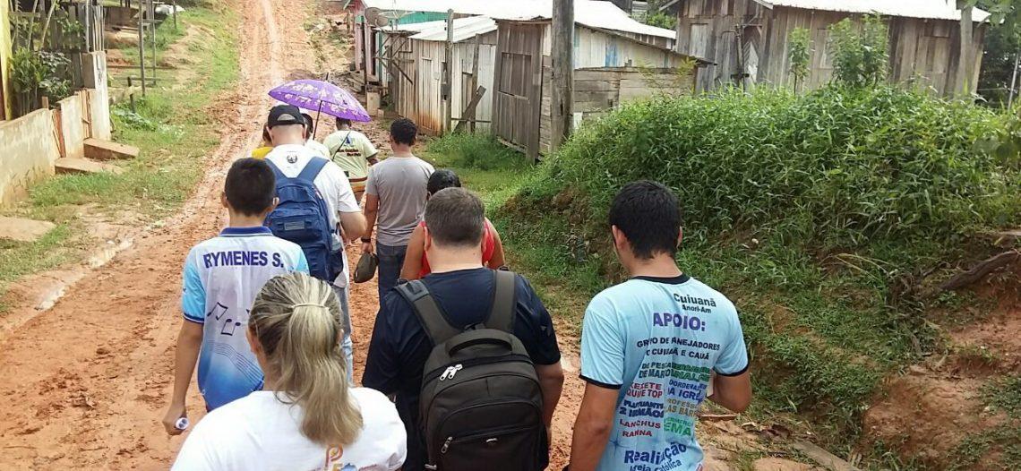 Projeto Igrejas Irmãs no Regional Leste 2
