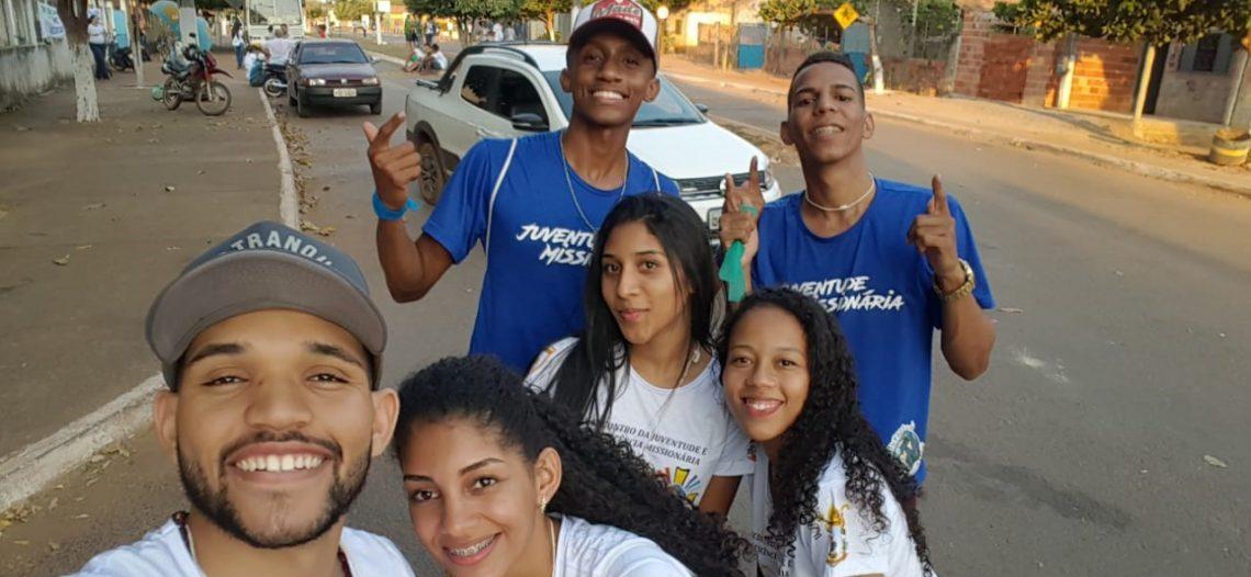JM da Diocese de Porto Nacional celebra 10º EDJAM em Santa Rosa do Tocantins