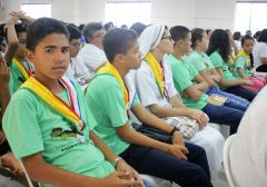 Encontro de formação para a Semana Missionária
