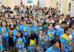 Consagração e renovação do compromisso missionário da IAM