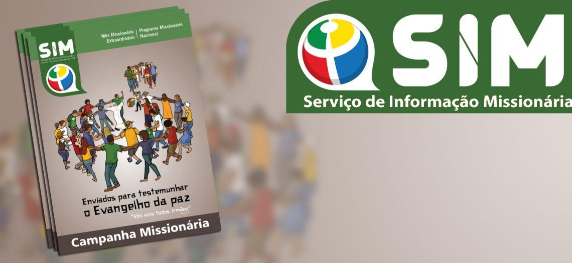 Nova edição do SIM destaca a Campanha Missionária