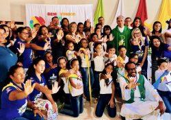 Formação para Assessores da IAM da Diocese de Bom Jesus da Lapa