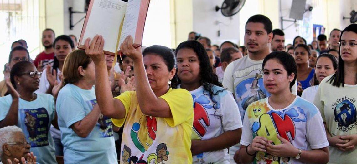 Retiro prepara Semana Missionária em Olinda e Recife