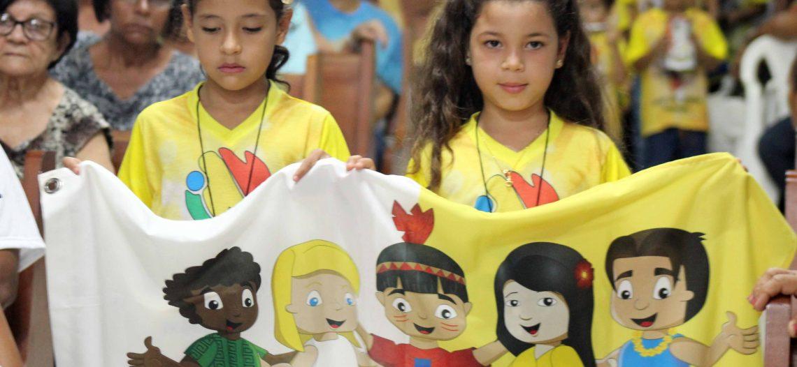Cofrinho colaborou com dioceses da Oceania em 2017