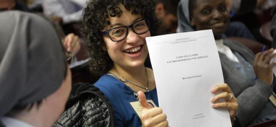 Sínodo sobre os Jovens: o que diz o Documento Final
