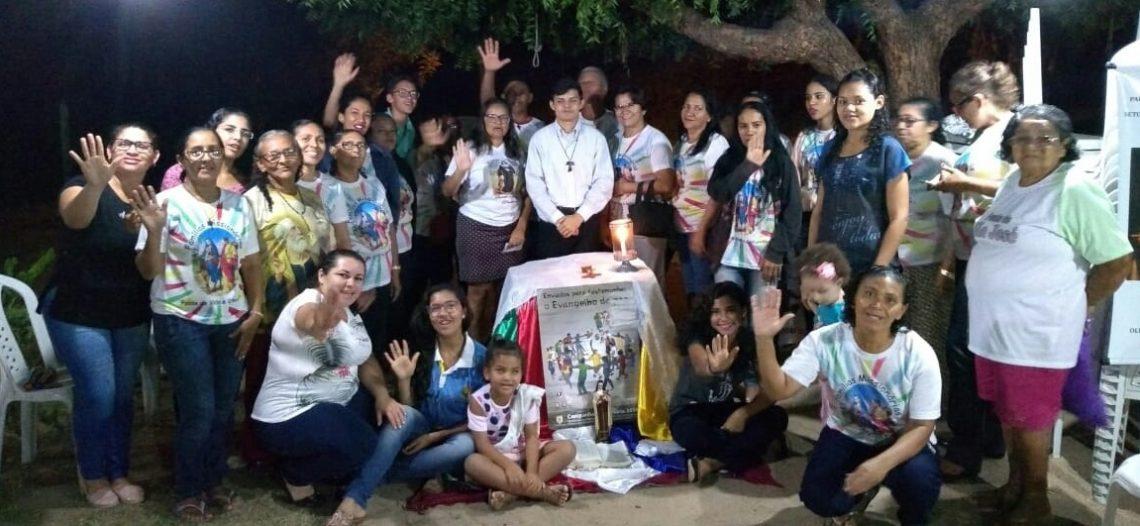 Abertura do mês missionário no Rio Grande do Norte