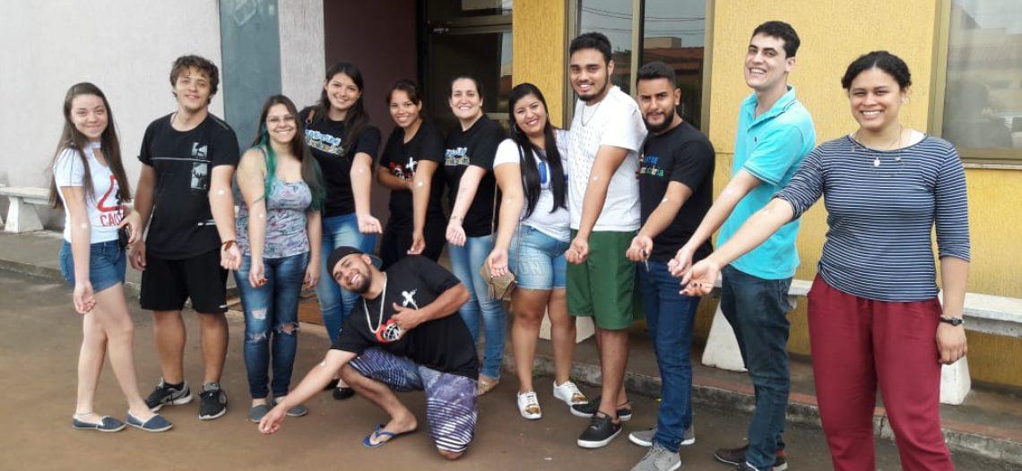 Campanha de doação de sangue da JM em Londrina (PR)