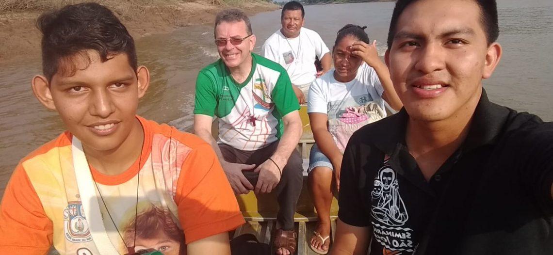 COMISE organiza Semana Missionária em Manaquiri (AM)