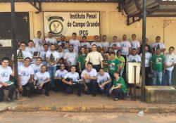 Seminaristas visitam presídios de Campo Grande (MS)