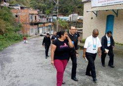 Seminaristas do Leste 1 realizam missão