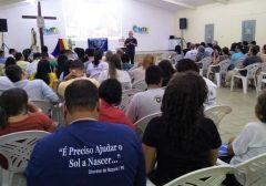 Formação reúne cristãos leigos e leigas da Diocese de Nazaré (PE)