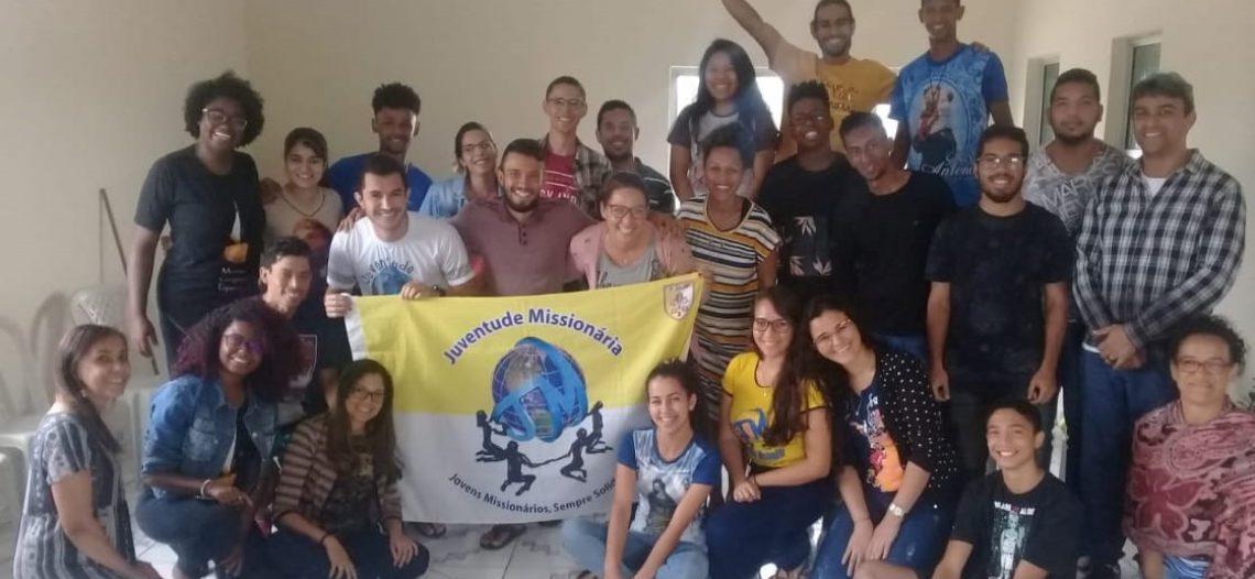 Encontro de lideranças da JM da Bahia