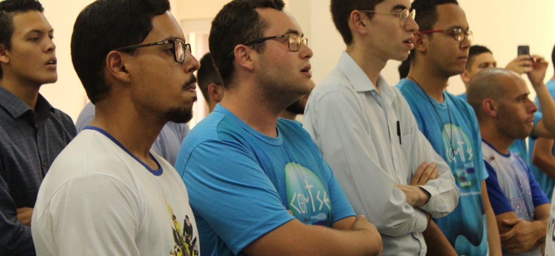 Regional Oeste I realiza segunda Formação Missionária para Seminaristas