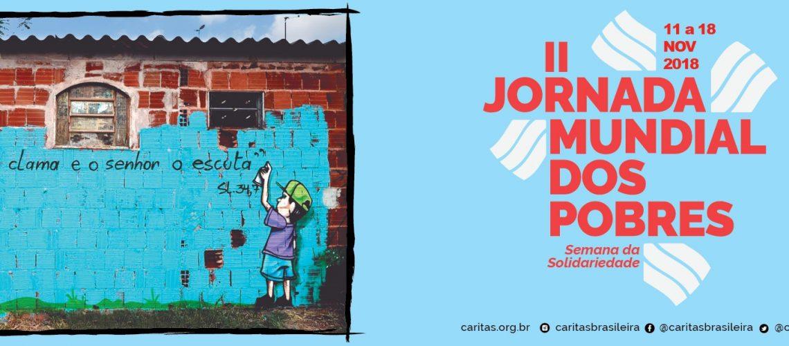 Francisco convida para a II Jornada Mundial dos Pobres