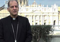 Vaticano apresenta site do Mês Missionário Extraordinário