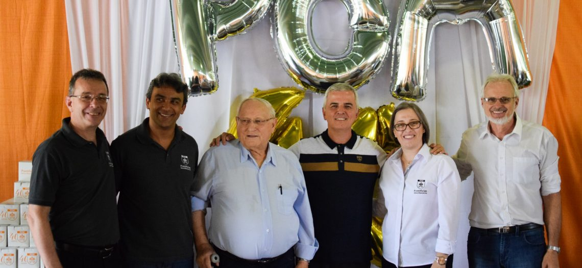 40 anos de missão