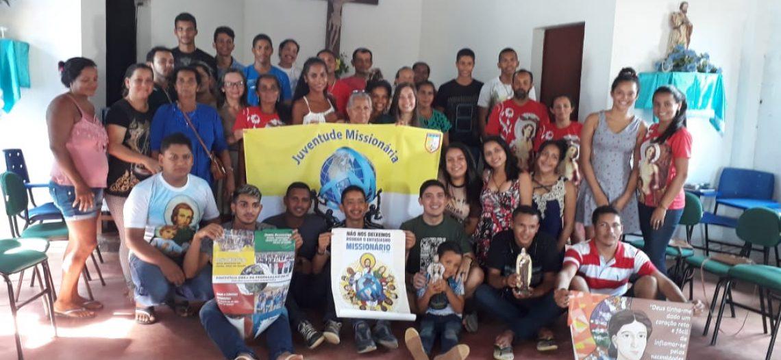 JM de Guajará (AM) realiza retiro com missionários ribeirinhos