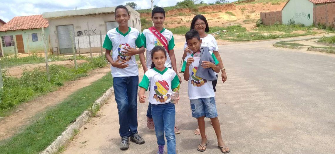 Visitas missionárias da IAM em Minas Gerais