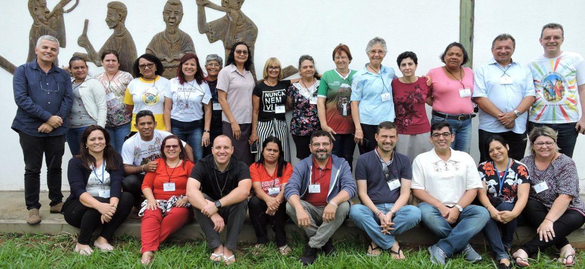 Encontro Nacional de formação para Conselhos Missionários