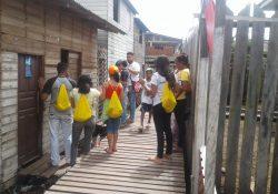 Juventude realiza missão no Amapá