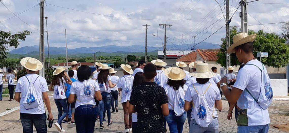 JM da Paraíba realiza III Missão Jovem