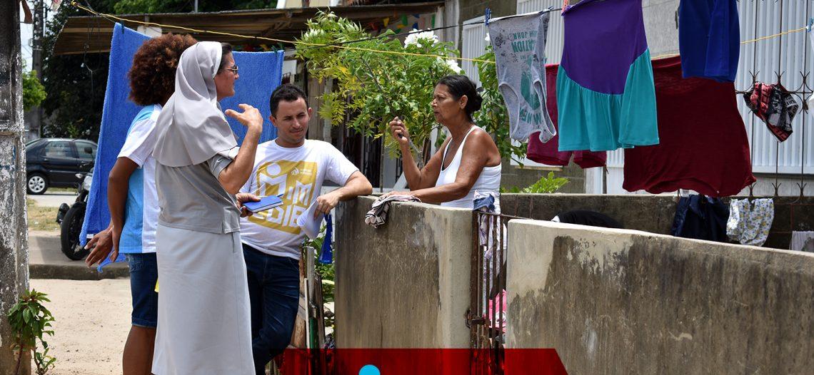 Intercâmbio Missionário leva amor e solidariedade