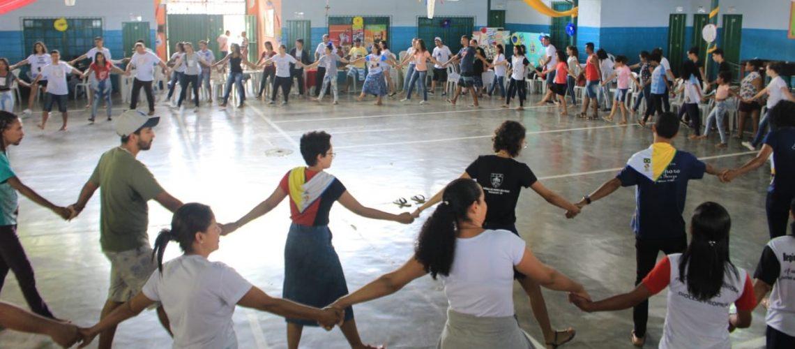 Missão Sem Fronteiras: juventude divulga carta-compromisso