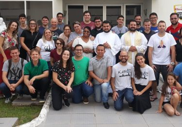 Seminaristas de Santa Catarina realizam missão no Pará