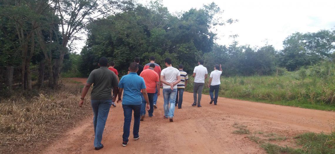 Missões na Diocese de Uberlândia (MG)