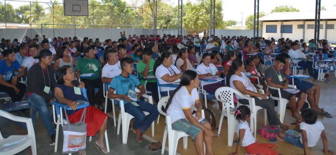 Raposa Serra do Sol: Assembleia de catequistas reforça iniciação à vida cristã