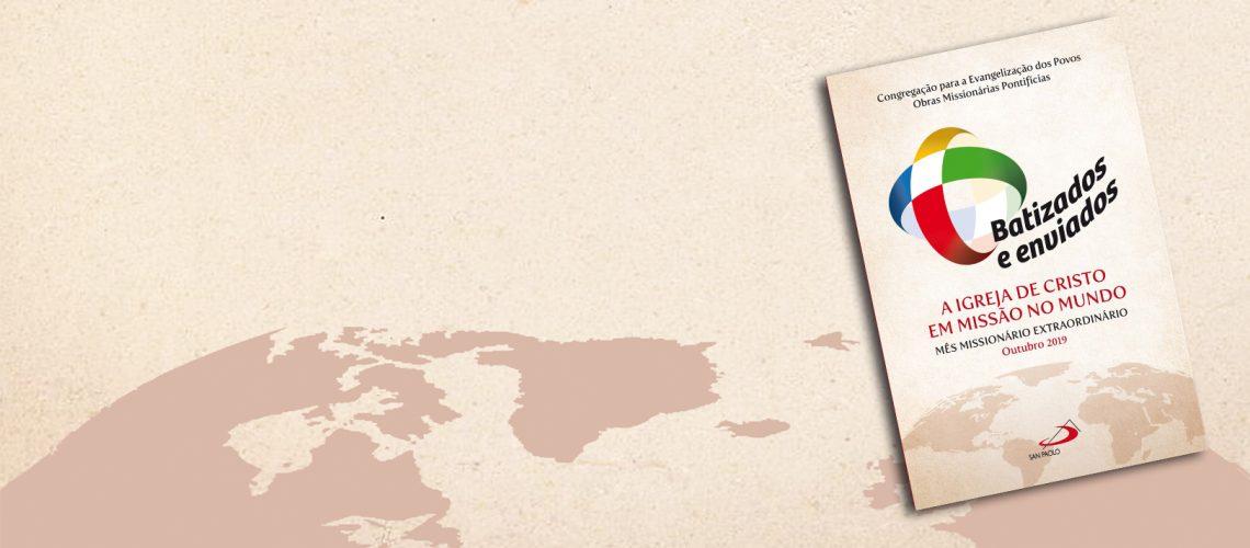 Guia do Mês Missionário Extraordinário tem versão em português