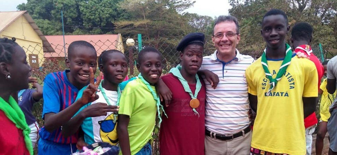 Experiência missionária na Guiné-Bissau